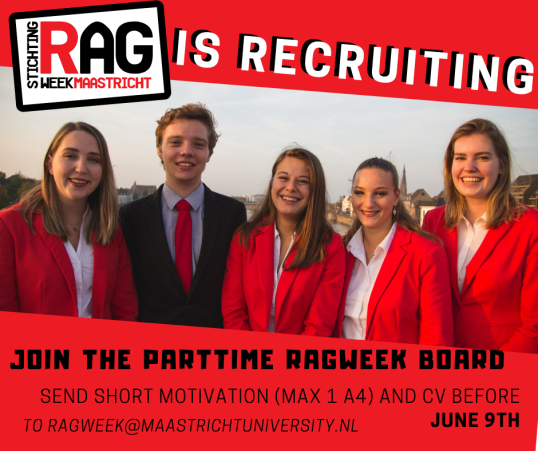 ragweek is recruiting 2